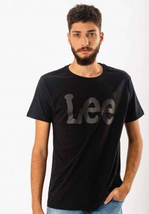 Imagem - Camiseta Masculina Manga Curta Logo Lee