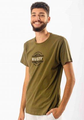 Imagem - Camiseta Masculina Manga Curta Rusty