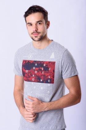 Imagem - Camiseta Masculina Suburban Manga Curta