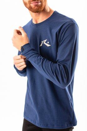 Imagem - Camiseta Masculina Rusty Manga Longa
