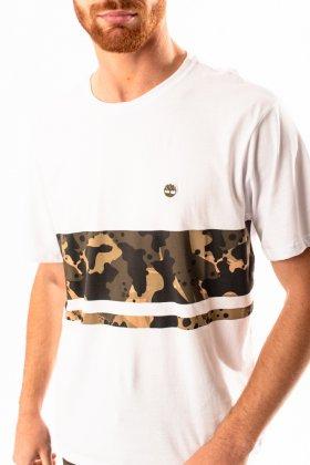Imagem - Camiseta Masculina Timberland Manga Curta
