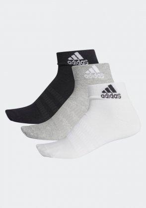 Imagem - Kit 3 Meias Unissex Adidas