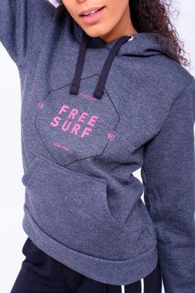 Imagem - MOLETOM FEMININO FREESURF CANGURU