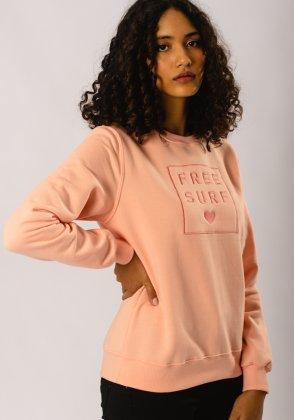 Imagem - MOLETOM FEMININO FREESURF