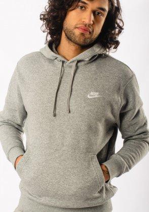 Imagem - Moletom Masculino Nike Canguru Fleece Hoodie