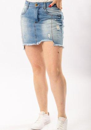 Imagem - Saia Feminina Voox Jeans