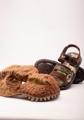 Imagem - Sandalia Infantil Masculina Grendene Jurassic