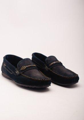 Imagem - Sapato Masculino Pegada Mocassim