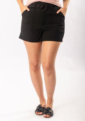 Imagem - Shorts Feminina Gabip Alfaitaria Com Cinto