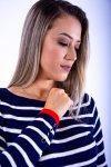 BLUSA FEMININA MIOSE MANGA LONGA MODAL GOLA  AMPLA  2