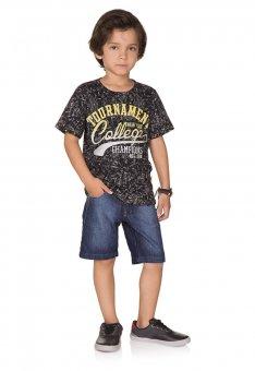 Camiseta Andritex Menino