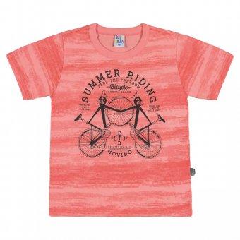 Imagem - Camiseta Manga Curta Menino