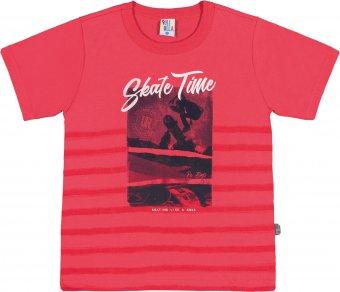 Camiseta Skate Menino