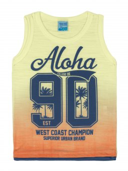 Regata Aloha Menino