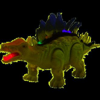 Imagem - Dinossauro Estegossauro Elétrico cód: 6994