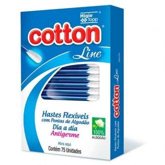 Imagem - Hastes Flexíveis Cotton  - 742