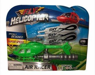 Imagem - Helicóptero a Corda  cód: 6999