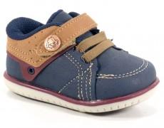 Imagem - Sapatênis Klin Infantil Masculino Velcro e Cadarço de Elastano  - 039230