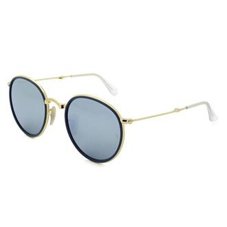 Imagem - Óculos de Sol Ray Ban Round Dobrável RB3517-001/30