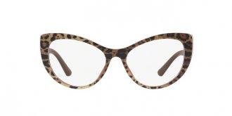 Imagem - Óculos de Grau Feminino Dolce e Gabbana DG3285-3161 54