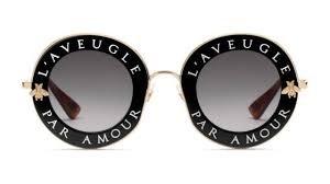Imagem - Óculos de Sol Feminino Gucci GG0113S-001