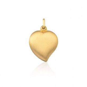 Imagem - Pingente Coração em Ouro 18k