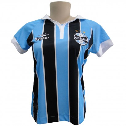 BABY LOOK GREMIO TOPPER 2012