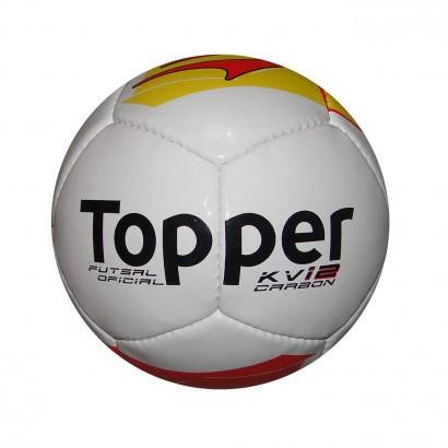 Bola Topper Kv 12 Carbon Futsal