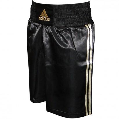Calção Adidas Multi Boxing ADISMB01 - Preto Dourado - Chuteira Nike ... 4e3c63e358f0f