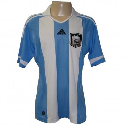 Camisa Adidas Argentina 2011/2012