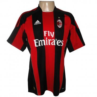 Camisa Adidas Milan 2010/2011