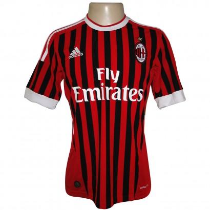 Camisa Adidas Milan 2011/2012