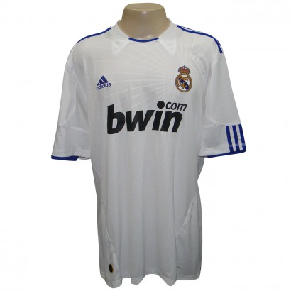 Camisa Adidas Real Madrid 2010/2011