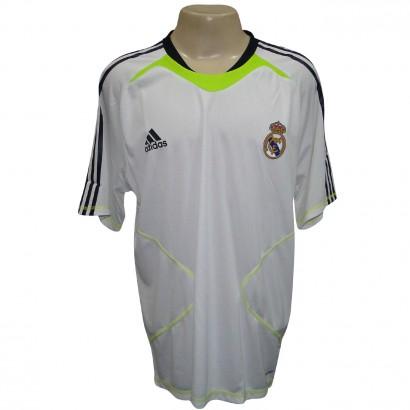 Camisa Adidas Real Madrid Treino 2010/2011