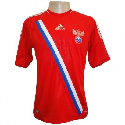 Camisa Adidas Russia 2012