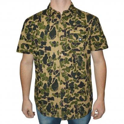 Camisa DC Camo ml