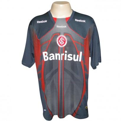Camisa Inter Reebok Treino 2010/2011