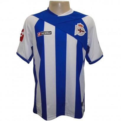 Camisa Lotto La Coruna 2011/2012