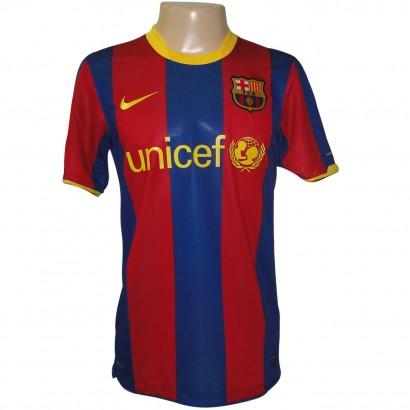 Camisa Nike Barcelona 2011