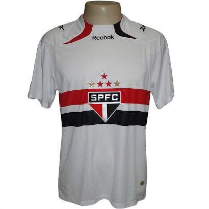Camisa SÃo Paulo Reebok 2010/2011