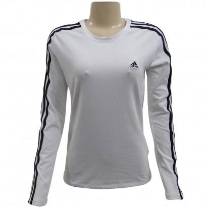 Camiseta Adidas Ess 3s Feminina