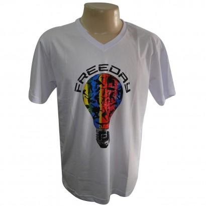 Camiseta Freeday Material