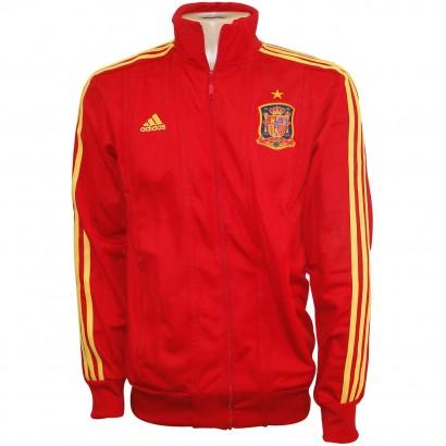 Jaqueta Adidas Espanha 2012