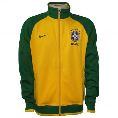 Jaqueta Nike Cbf Brasil 2012