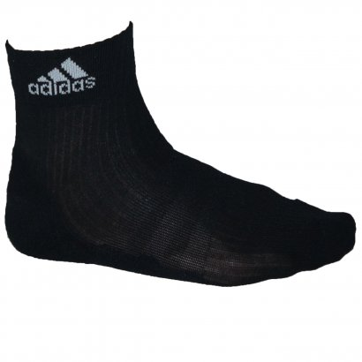 Meia Adidas Ankle Mid Cushion