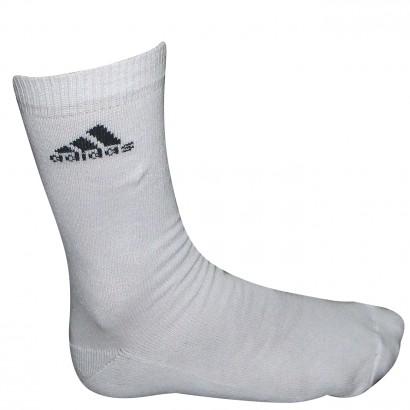 Meia Adidas Crew Kit 3 Pares