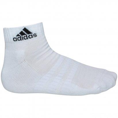 Meia Adidas Cush Ank Kit 3 Pares