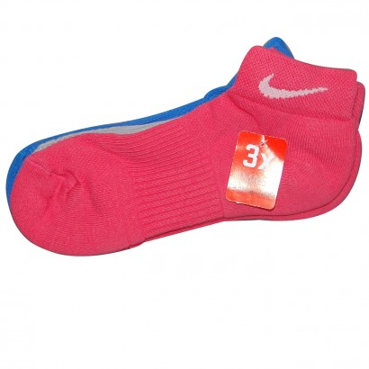 Meia Nike SX4731 Kit 3 Pares