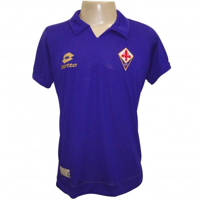 POLO FIORENTINA LOTTO RETRO
