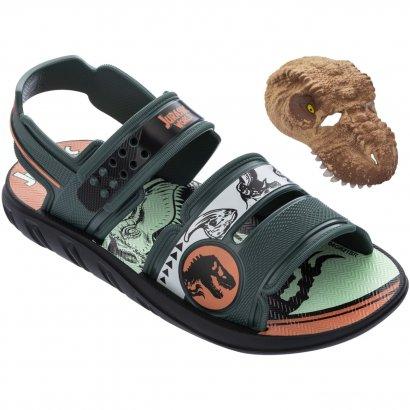 Sandalia Grendene Jurassic Park Mask 22550
